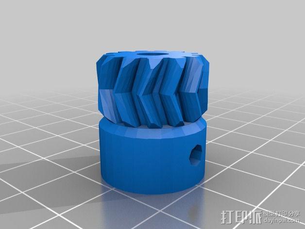 LUCAS 挤出机 3D模型  图15