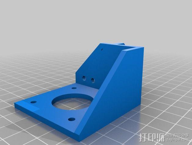 MiraCube 3D打印机 3D模型  图6