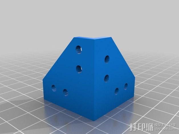 MiraCube 3D打印机 3D模型  图7