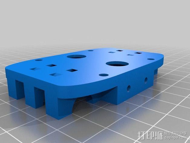 MiraCube 3D打印机 3D模型  图11