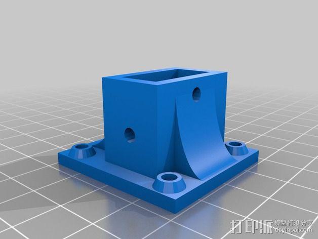 MiraCube 3D打印机 3D模型  图19