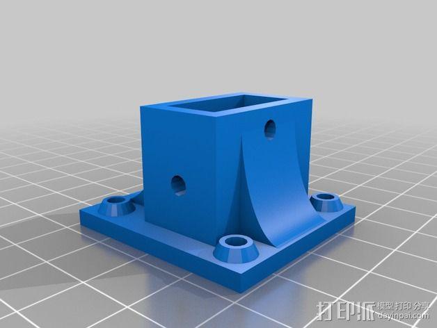 MiraCube 3D打印机 3D模型  图18