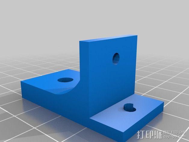 MiraCube 3D打印机 3D模型  图21