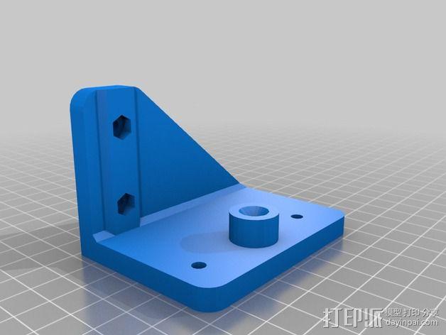 MiraCube 3D打印机 3D模型  图27