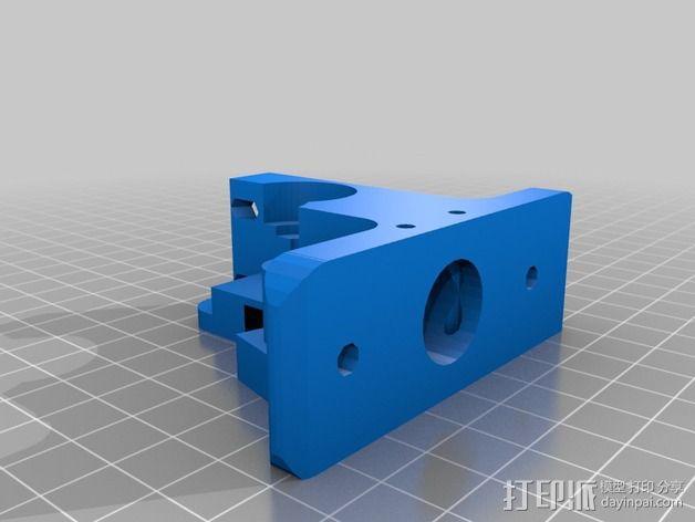 MiraCube 3D打印机 3D模型  图28