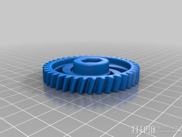 MiraCube 3D打印机 3D模型  图32