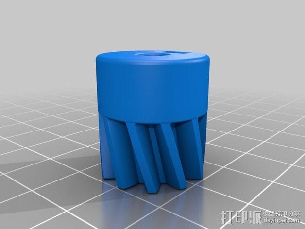 MiraCube 3D打印机 3D模型  图33