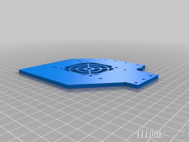 MiraCube 3D打印机 3D模型  图34