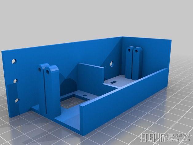 MiraCube 3D打印机 3D模型  图36