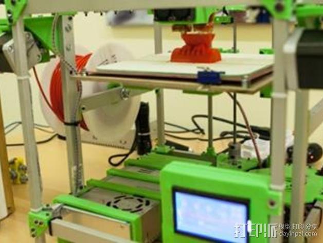 MiraCube 3D打印机 3D模型  图40