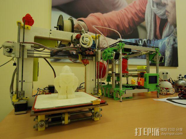 MiraCube 3D打印机 3D模型  图41