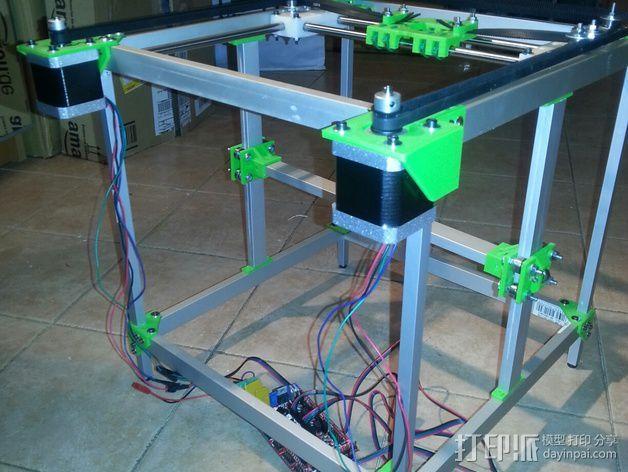 MiraCube 3D打印机 3D模型  图42