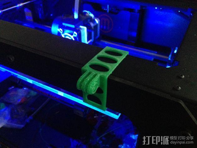 打印机相机架 3D模型  图4