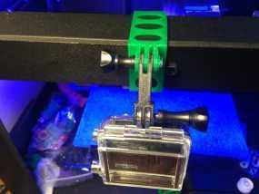 打印机相机架 3D模型