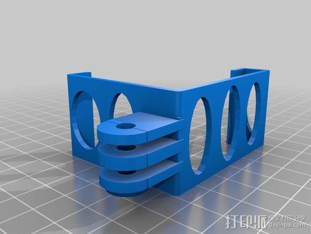 打印机相机架 3D模型  图6