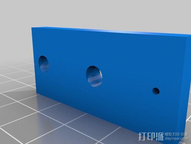 飞利浦Philip Tiny Reprap打印机 3D模型  图4