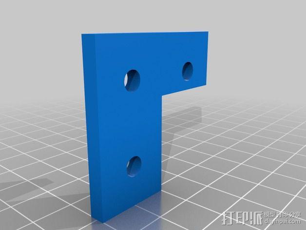 飞利浦Philip Tiny Reprap打印机 3D模型  图2