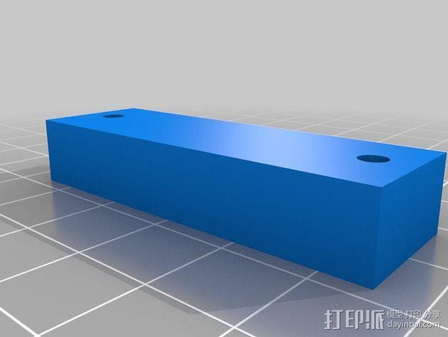 飞利浦Philip Tiny Reprap打印机 3D模型  图5