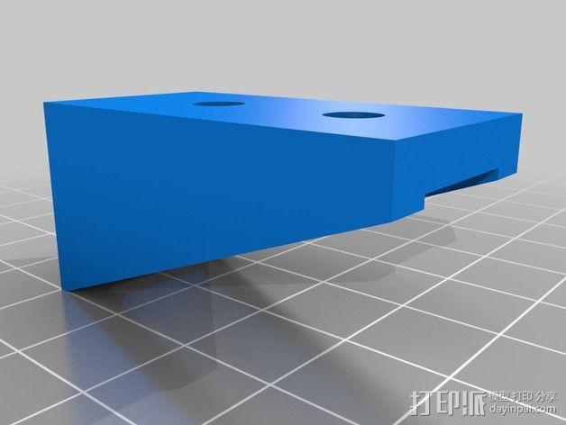 飞利浦Philip Tiny Reprap打印机 3D模型  图10