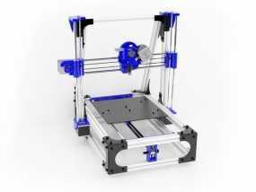 Idea Lab Max i3打印机 3D模型