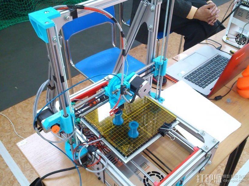 Idea Lab Max i3打印机 3D模型  图4