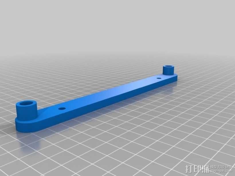 Idea Lab Max i3打印机 3D模型  图6