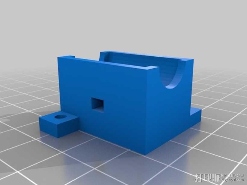 Idea Lab Max i3打印机 3D模型  图7