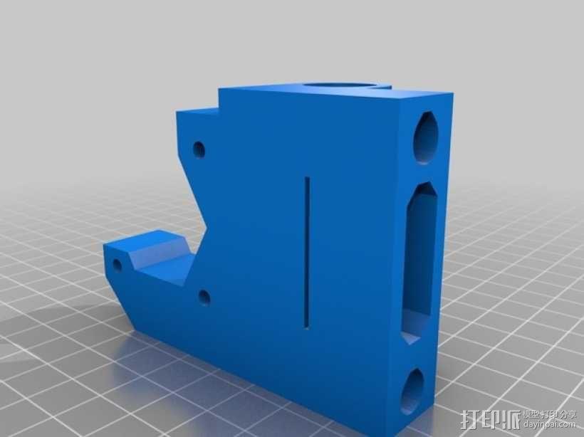 Idea Lab Max i3打印机 3D模型  图9