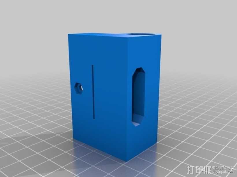 Idea Lab Max i3打印机 3D模型  图11