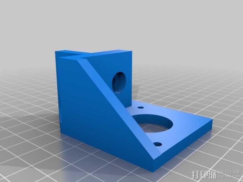 Idea Lab Max i3打印机 3D模型  图13