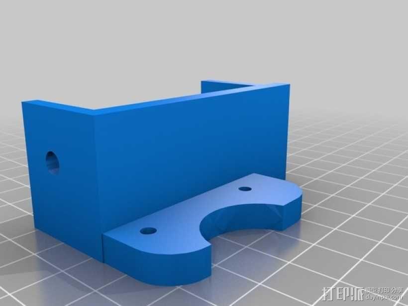 Idea Lab Max i3打印机 3D模型  图15