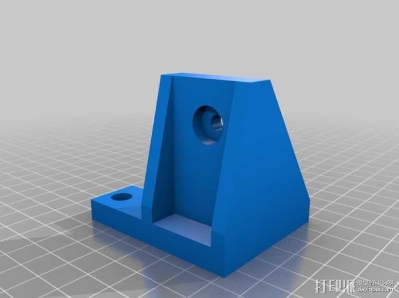 Idea Lab Max i3打印机 3D模型  图14