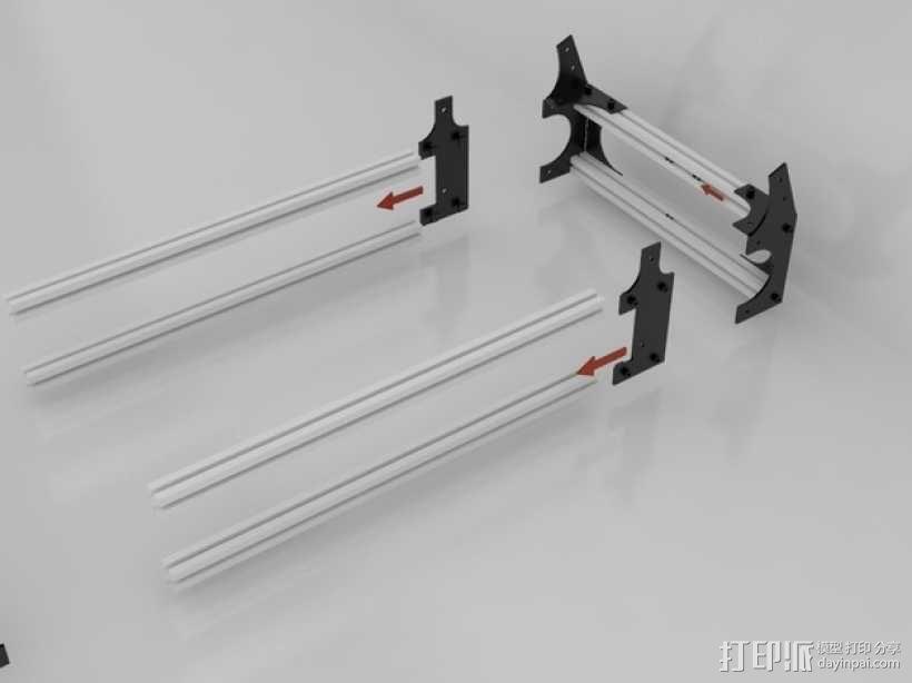 Idea Lab Max i3打印机 3D模型  图20