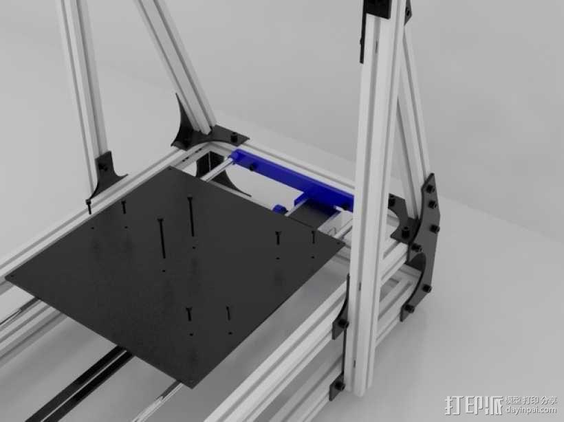 Idea Lab Max i3打印机 3D模型  图31