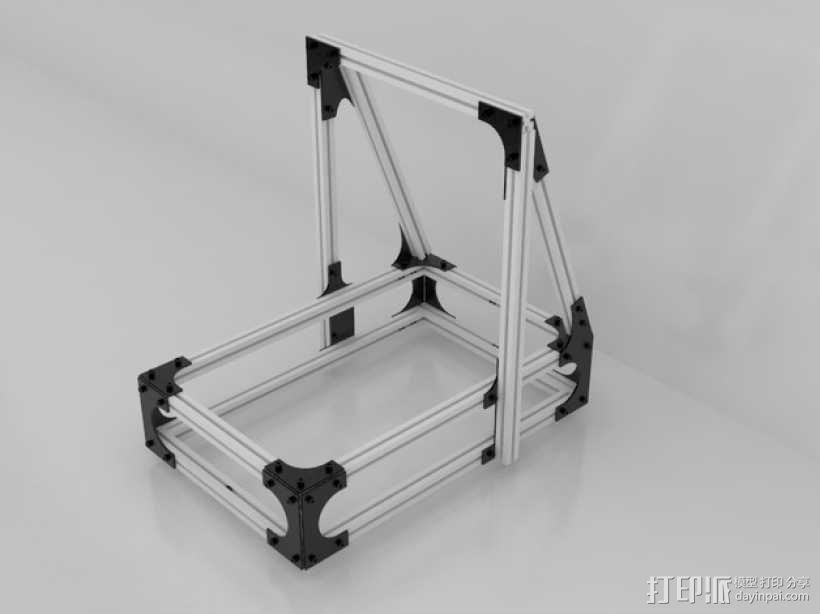 Idea Lab Max i3打印机 3D模型  图28