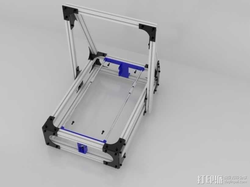 Idea Lab Max i3打印机 3D模型  图32