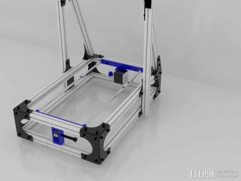 Idea Lab Max i3打印机 3D模型  图34