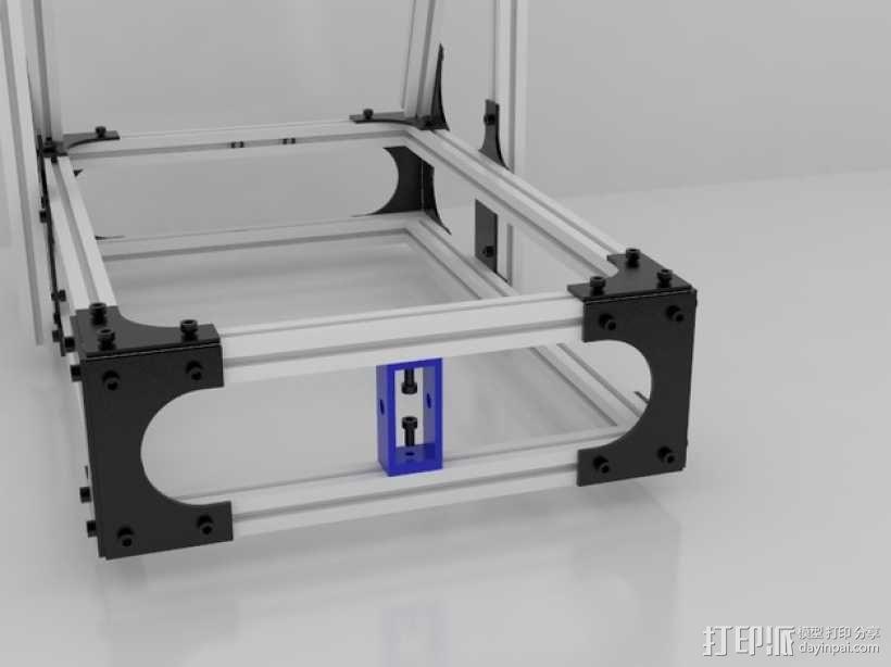 Idea Lab Max i3打印机 3D模型  图37