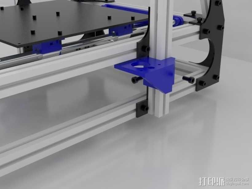 Idea Lab Max i3打印机 3D模型  图38