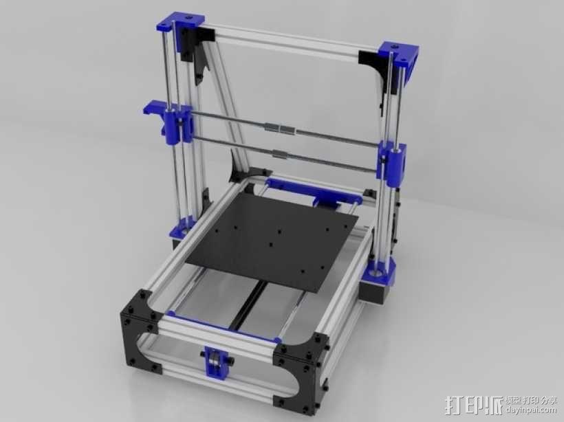 Idea Lab Max i3打印机 3D模型  图41