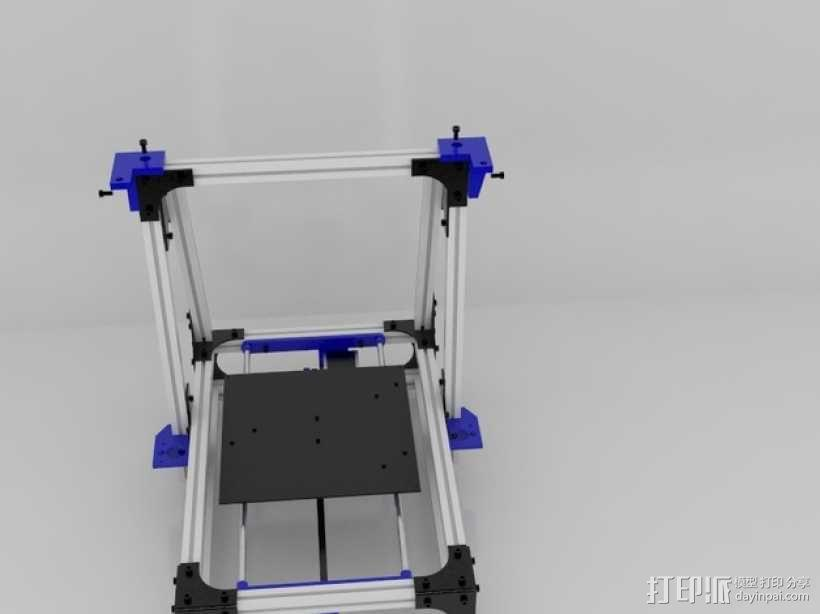 Idea Lab Max i3打印机 3D模型  图39