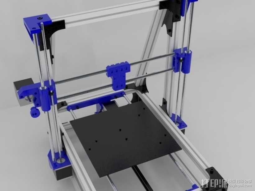Idea Lab Max i3打印机 3D模型  图43