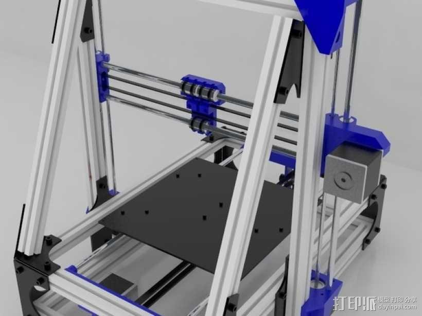 Idea Lab Max i3打印机 3D模型  图47