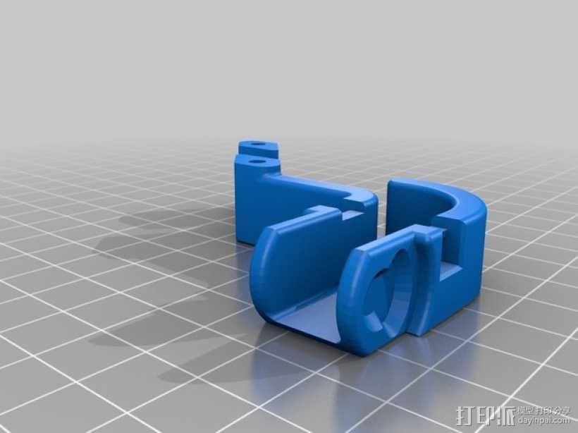 Ultimaker2 打印机锚链 3D模型  图4