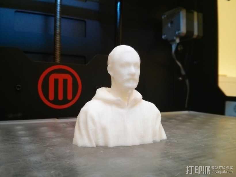 3D扫描仪手柄 镜头盖 3D模型  图19