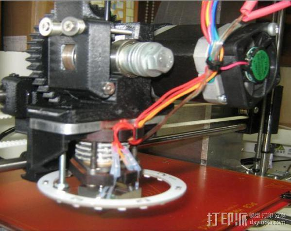 prusa i3打印机铝制框架 3D模型  图4
