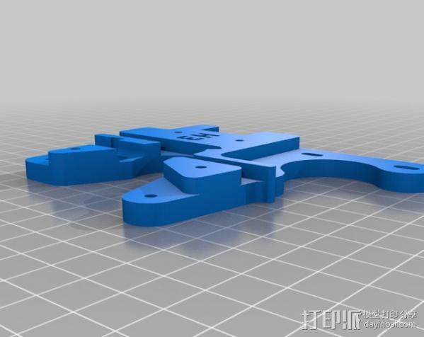 挤出机 3D模型  图13