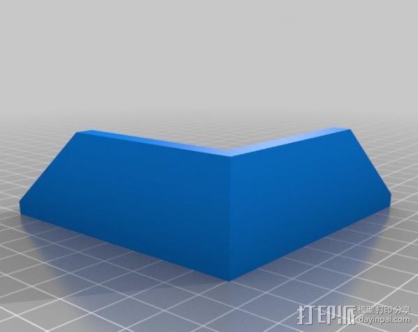 铝制Mendel打印机 3D模型  图14