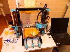Prusa (iron) 3d打印机 3D模型