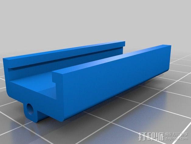 Prusa (iron) 3d打印机 3D模型  图2